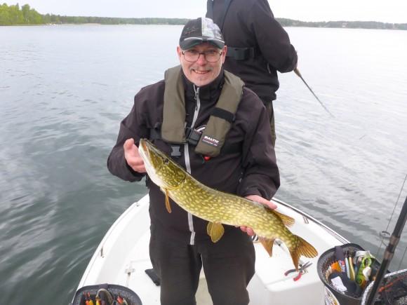 Även Mats började leverera godkänd fisk